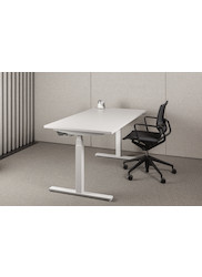 BiVO electrical sit stand desk