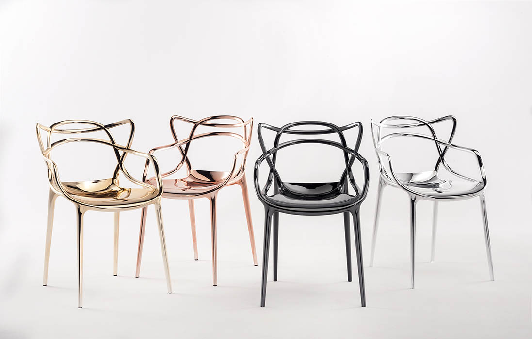 Kartell Stoelen Masters Buro International