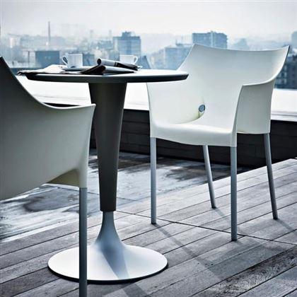 kartell stoelen dr no buro international. Black Bedroom Furniture Sets. Home Design Ideas