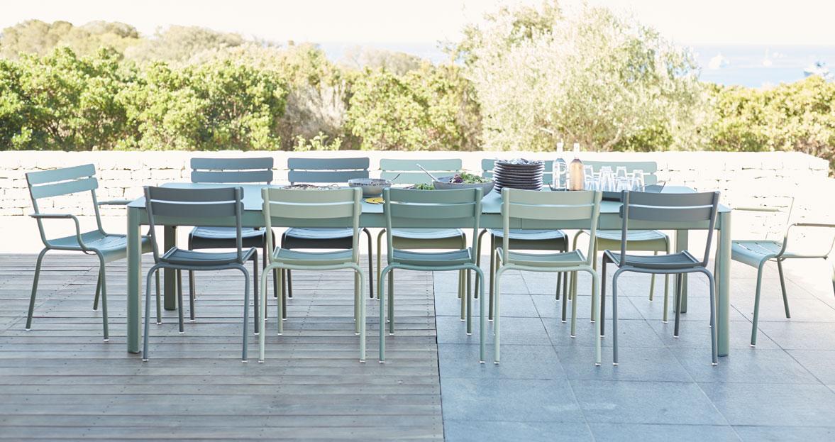 fermob luxembourg stoel buro international. Black Bedroom Furniture Sets. Home Design Ideas