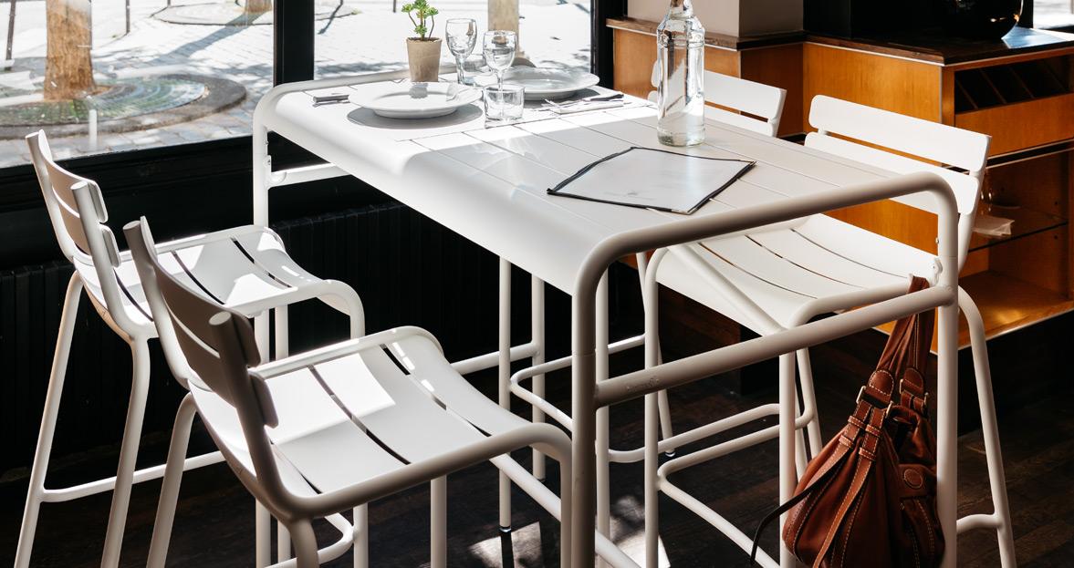 fermob luxembourg barkruk buro international. Black Bedroom Furniture Sets. Home Design Ideas