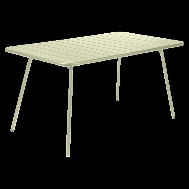 Fermob luxembourg tafel rechthoek buro international for Buro international