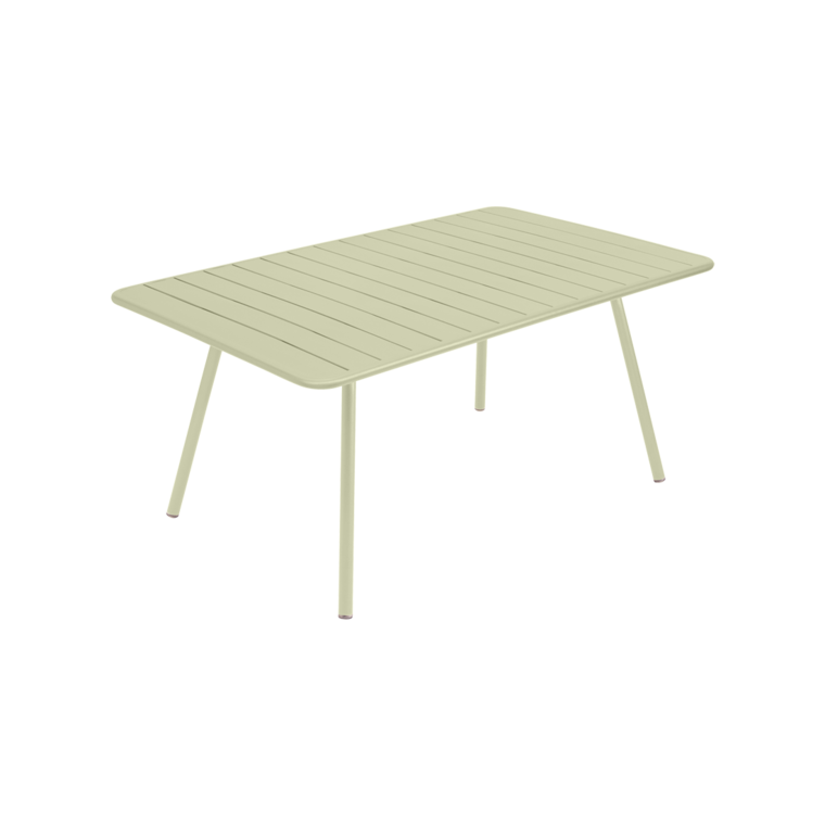 Fermob luxembourg tafel rechthoek buro international for Buro design luxembourg