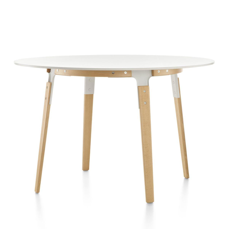 Magis steelwood tafel buro international for Buro international